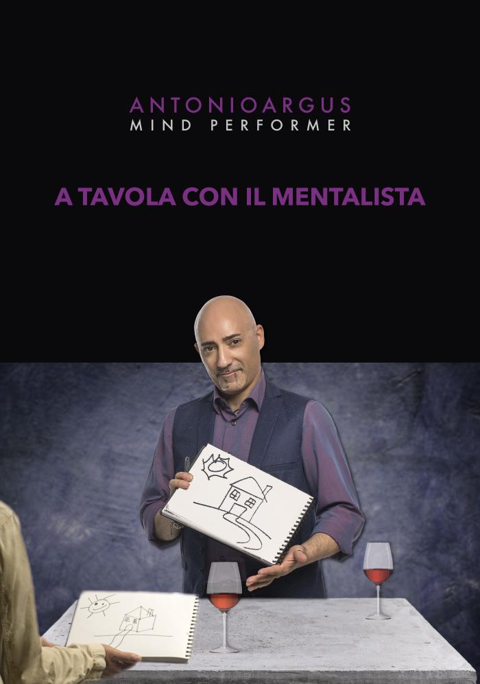 A TAVOLA CON IL MENTALISTA